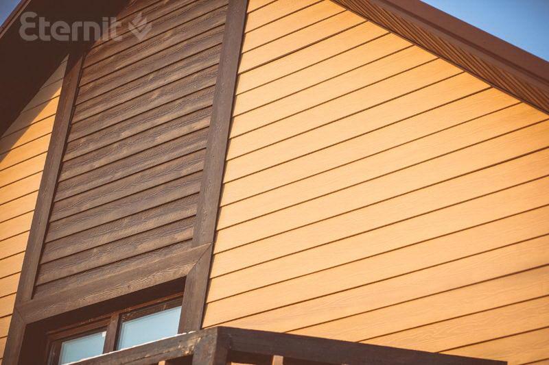 revestimiento placa siding eternit cer mica euzkadi On placas decorativas exterior